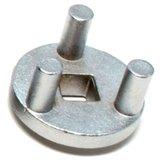 Adaptador Avulso 40mm com 3 Guias para Ferramenta CR 213 - CRFERRAMENTAS-CR213-H
