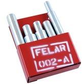 Jogo com 5 Pinos para Centralizar a Embreagem - FELAR-002/A