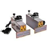 Conjunto de Projetores Laser para Alinhamento Mancal 14mm com 2 Unidades - TECHMAX-PR1-14