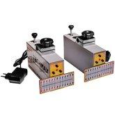 Conjunto de Projetores Laser para Alinhamento Mancal 16mm com 2 Unidades - TECHMAX-PR1-16