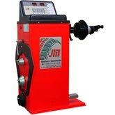Balanceadora de Rodas Coluna Vermelha 110/220V - JM-BL-500