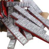 Contrapeso Com 50 Peças Modelo 06 60GR (5/5GR) Baixo - JEDAL-306760