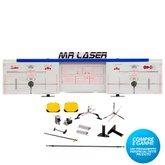 Alinhador de Direção Dianteiro a Laser Truck Azul - MAQUINAS RIBEIRO-MRLASERTRUCKA