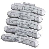 Contrapeso Universal para Rodas de Aço 55 Gramas com 25 Peças - STAMPJET-1056