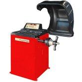 Balanceadora de Coluna Motorizada Monofásico Vermelha 220V  - JMEQUIPAMENTOS-BL800