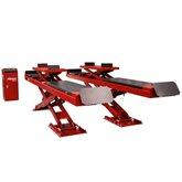 Rampa de Alinhamento Pantográfica Vermelha 4500kg - MAQUINAS RIBEIRO-MR45R-V