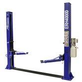 Elevador Automotivo Hidráulico Double Lock Azul 4000kg  Mono - MAQUINAS RIBEIRO-ERH4000D-A