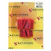 Jogo de Sapatas 4 Peças para Escada Doméstica de Alumínio - BOTAFOGO-KIT0317