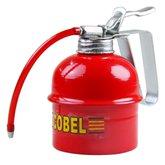 Almotolia Vermelha com Bico Flexível 500ml - COBEL-C3006