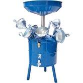 Estante Pingadeira 25 litros com Funis - BOZZA-1010-CF