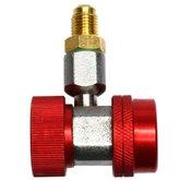 Engate Rápido de Alta Pressão para Manifold de Gás para Ar Condicionado - DM FERRAMENTAS-DM-030EA