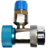 Engate Rápido de Baixa Pressão para Manifold de Gás para Ar Condicionado - DM FERRAMENTAS-DM-030EB