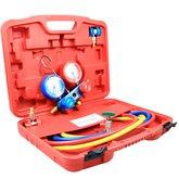 Manifold - Equipamento para Auxiliar na Manutenção do Ar Condicionado Veicular - SUPERTESTE-ST-MG030