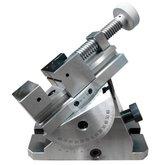 Morsa de Precisão Angular 80mm - NOLL-700002