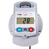 Calibrador de Pneus Eletrônico Garagem 4 - 145 PSI  - ExcelPneutronic-CALG002