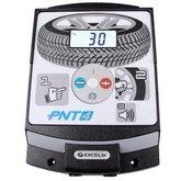 Calibrador de Pneus Eletrônico IV de Parede 4 - 145 PSI  - Excel Pneutronic-PNT4