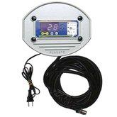 Calibrador Digital para Pneus de Parede com Mangueira de 10 Metros  - PLANATC-CLB-850/10