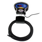 Calibrador Eletrônico de Pneus 5 á 145 PSI Bivolt - SCHWEERS-SCH-145SERVICE