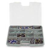 Estojo Organizador Master Case 15 Pol.  - ARQPLAST-25392