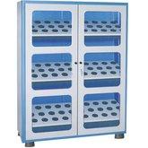 Armário para 90 Cones ISO 40 com Porta de Vidro - MARCON-AM-17