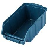 Gaveta Plástica Prática para Componentes N° 3 cor Azul - PRESTO-6089A