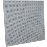 Painel em Chapa de Aço Perfurada 1000 x 1000 mm para Ferramentas - CRFERRAMENTAS-CR-11017