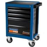Carro para Ferramentas Azul com 5 Gavetas - TRAMONTINA PRO-44950207
