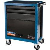 Carro para Ferramentas Azul com 3 Gavetas e 1 Porta - TRAMONTINA PRO-44950208