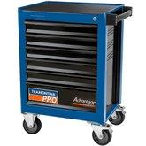 Carro para Ferramentas Azul com 6 Gavetas - TRAMONTINA PRO-44950210