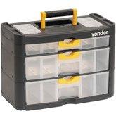Organizador Plástico OPV 0400 400 x 200 x 285 mm - VONDER-6108400000