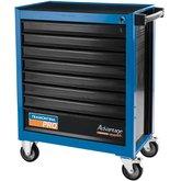Carro para Ferramentas com 8 Gavetas Azul - TRAMONTINA PRO-44950212