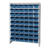 Estante Porta-Componentes com Caixas Azuis N°3 - MARCON-EM30/3A