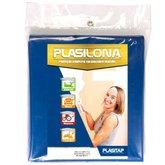 Lona Plástica Cortada Azul 3x3 Metros - PLASITAP-B139
