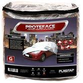 Capa Proteface Tamanho G para Automóveis - PLASITAP-G028