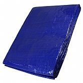 Lona Azul Impermeável de Polietileno 5 x 3 m - LEE TOOLS-671361