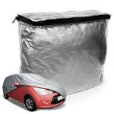 Capa com Forro Parcial para Cobrir Automóveis Tamanho M - CHG-0124938