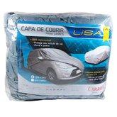 Capa com Forro Parcial para Cobrir Automóveis Tamanho G - CHG-073007-0
