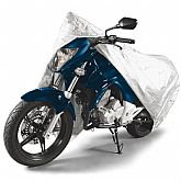 Capa Impermeável para Moto Tamanho P - TRAMONTINA-43782001