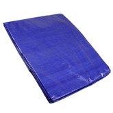Lona Azul Impermeável de Polietileno 4 x 4 m - LEETOOLS-691789
