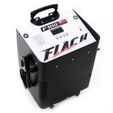 Carregador Inteligente de Bateria 40A com Auxiliar de Partida 100A - FLACH CARREGADORES-F100-RNEW