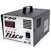 Carregador Inteligente de Bateria 12 V 80 A - FLACH CARREGADORES-F80