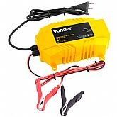 Carregador Elétrico Inteligente para Baterias 12V  - VONDER-CIB-100