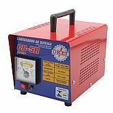 Carregador de Bateria Lento 5A 12V Hobby - OKEI-CB-05R