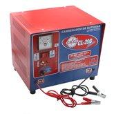 Carregador de Bateria Lento 15A 12V  110/220V - OKEI-CL20B/15