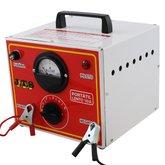 Carregador de Bateria Portátil Com Relógio e Seletor 10A - 12/24V - J.T.S-005