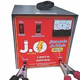 Carregador de Bateria Compacto 50Ah 12V Bivolt - JO TABACZENSKI-CARJO50A/BV