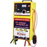 Carregador de Bateria 150 A com  Auxiliar de Partida 70 A/h - KITEC-CK-12A50