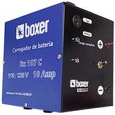 Carregador de Bateria 10A Bivolt  - BOXER-BX107C