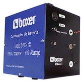 Carregador de Bateria com Auxiliar de Partida 100 Amp. - BOXER-BX1007C