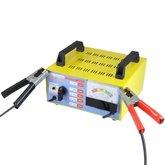 Teste de Bateria e Sistema de Carga Profissional de 36 à 250Ah - KITEC-TBK-500